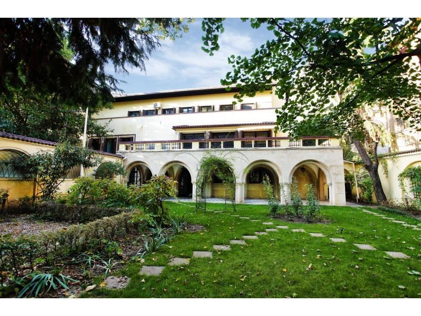 The Villa of the poet Octavian Goga, arch. Horia Creangă