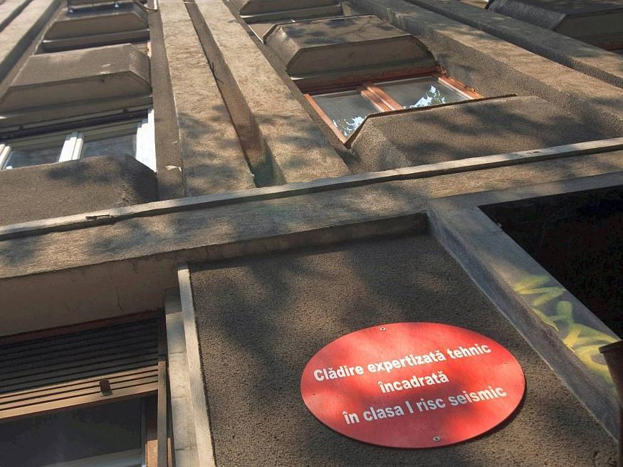 17.03.2020 PMB a actualizat lista clădirilor cu risc seismic Bucureşti
