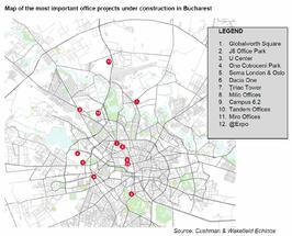 Bucharest office market registered a consistent return of demand in the last quarter of 2020