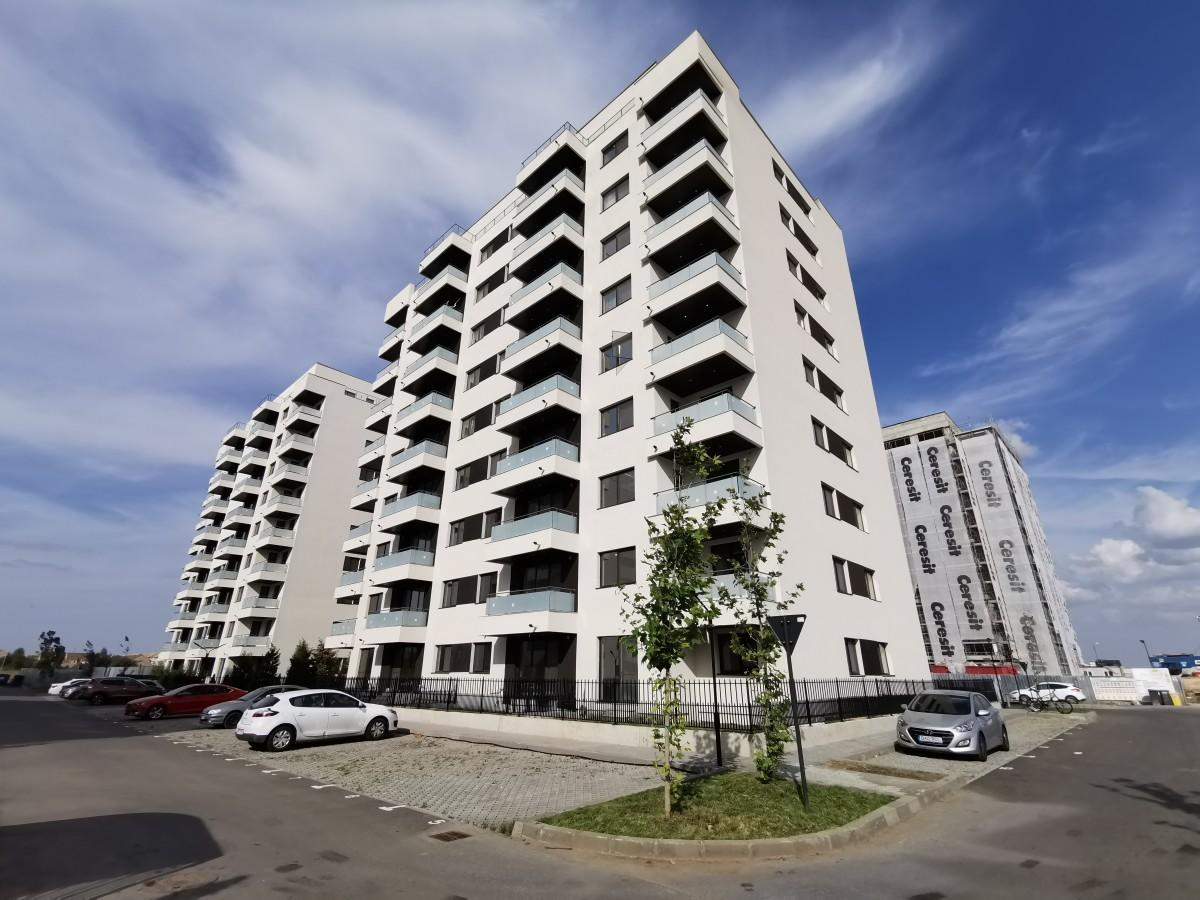 Investment opportunity 6 times 2 rooms apartments New Point Pipera