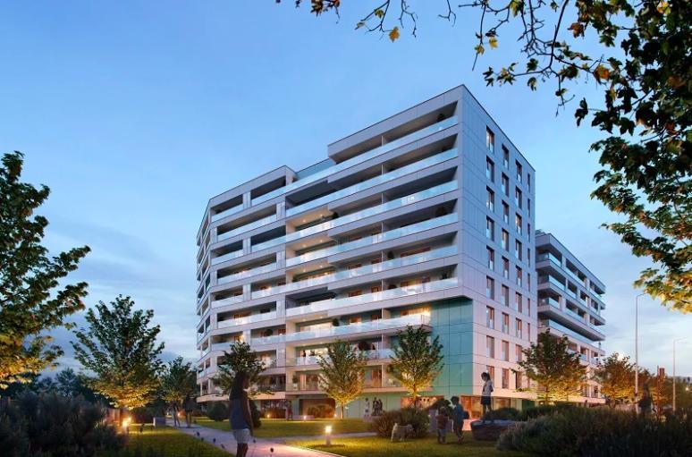 """Bog'Art construiește un ansamblu rezidențial """"verde"""" în nordul Bucureștiului. Art City va avea 141 de apartamente"""