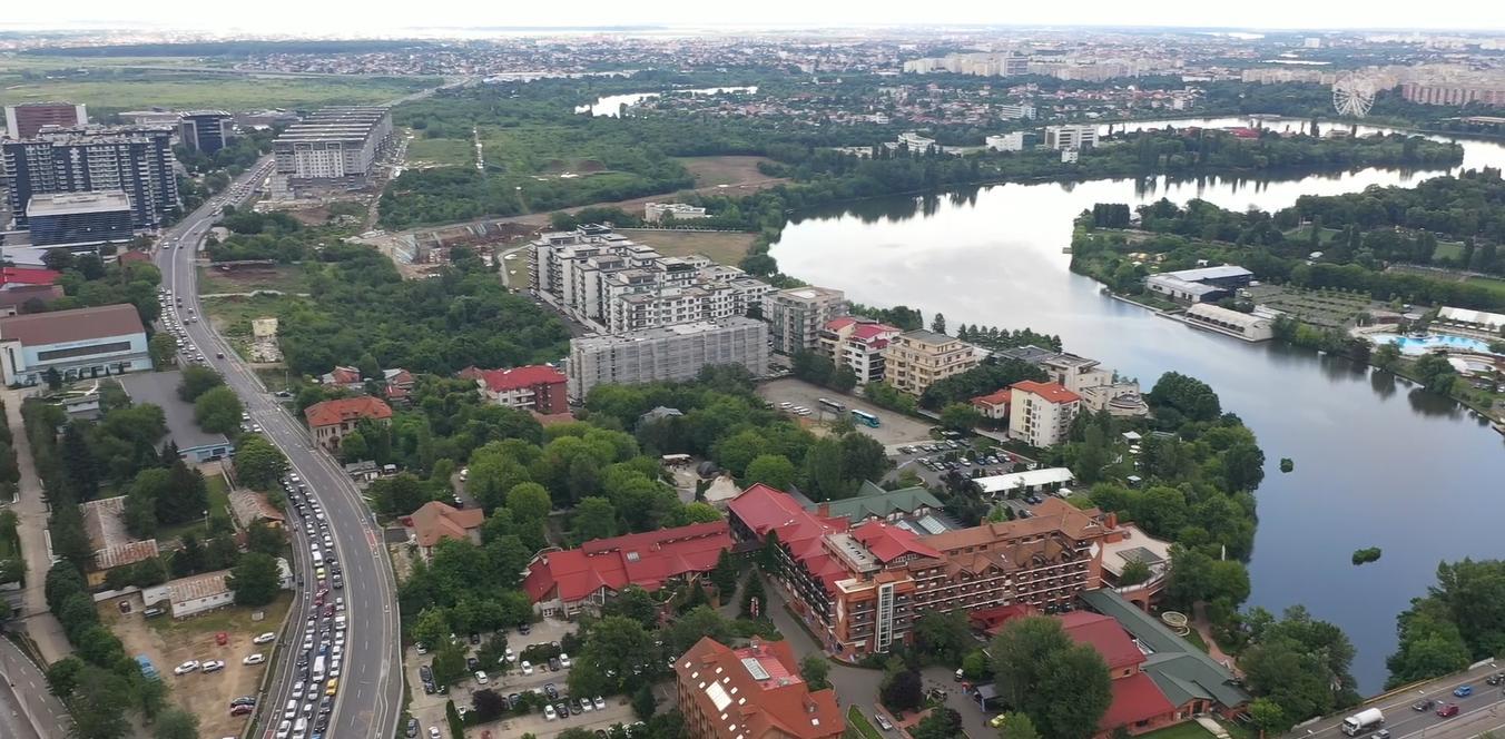 Cartierul Floreasca - zona exclusivista rezidentiala in Bucuresti
