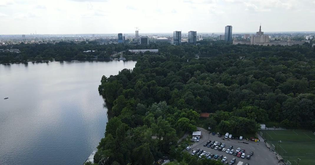 Cartierul Herastrau - zona exclusivista rezidentiala -