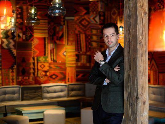 După ce a vândut restaurantele Divan, Andrei Iuşut intră pe imobiliare