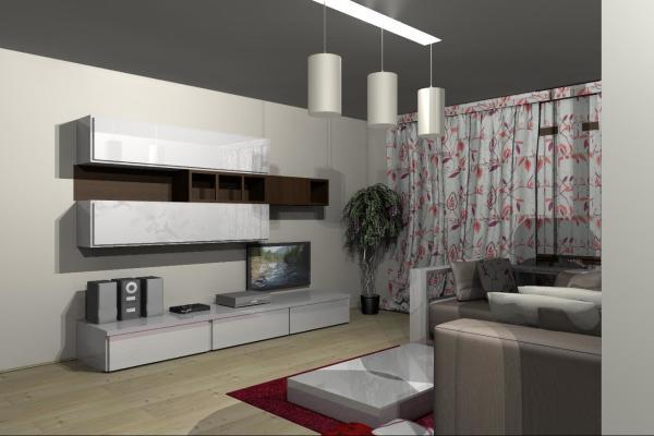 De închiriat Apartament mobilat cu minim 3 camere buget 2.000 euro