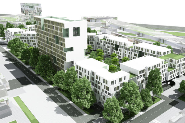 De cumpărat Apartament rezidential pentru investitie