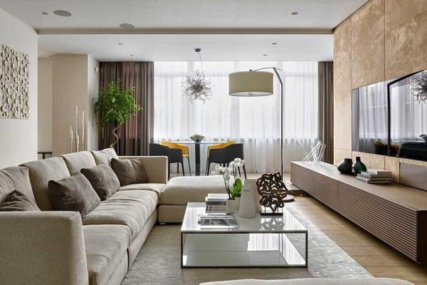 De închiriat Apartament cu 2 camere in complex rezidential