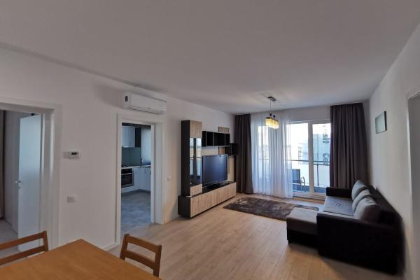 To buy Nice modern apartment of 3 rooms in the Northern part of Bucharest