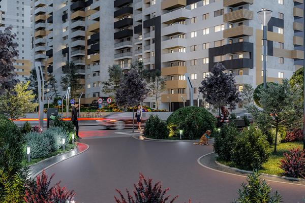 To buy Client is looking to buy a 2 bedroom apartment or studio in City Point.