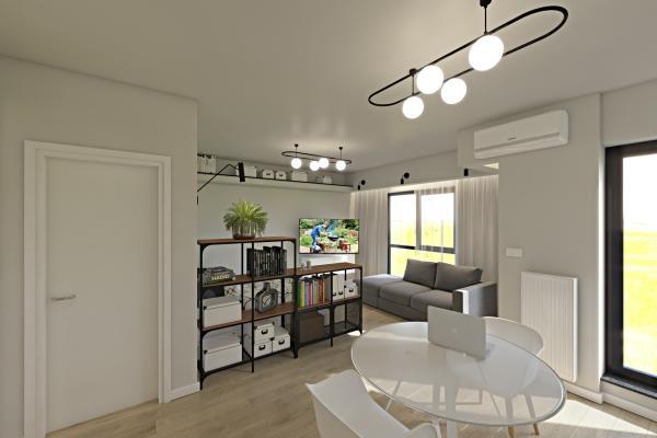 De cumpărat Firmă de consultanță caută 2 apartamente cu 2 camere în zona de vest a Bucureștiului