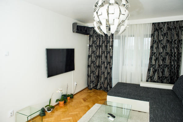 To buy Client is looking for one bedroom apartment in Turda area