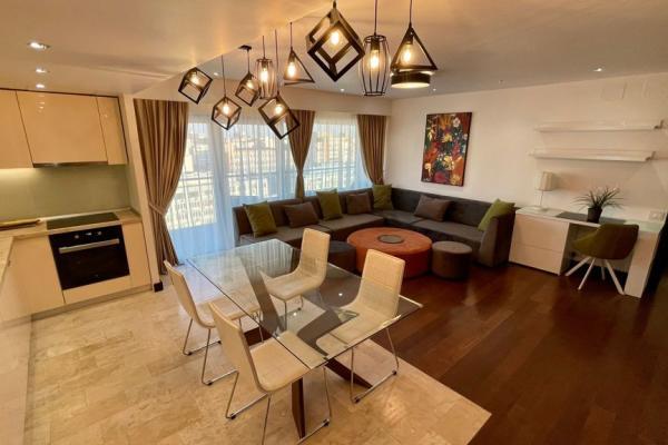 De închiriat Expat francez caută un apartament modern, complet mobilat și utilat, cu 2 dormitoare,